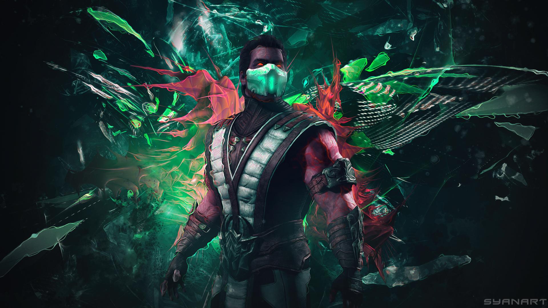 Mortal Kombat Chamaleon wallpaper