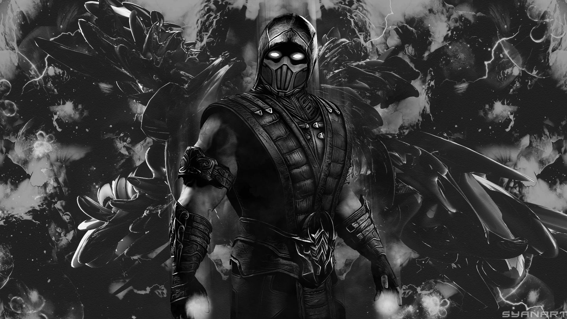Mortal Kombat Noob Saibot wallpaper