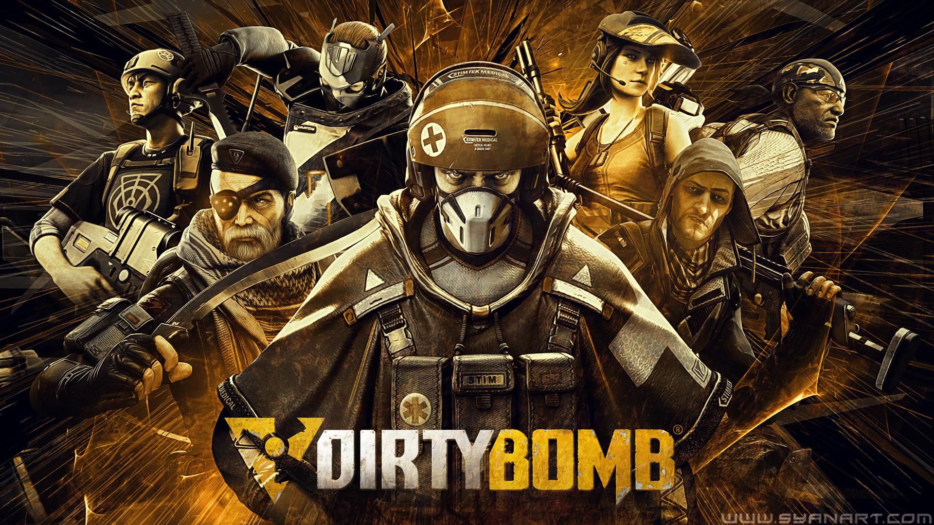 Dirty bomb Wallpaper – SyanArt « SyanArt