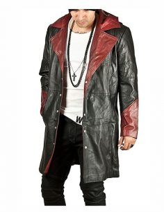 Dante Devil May Cry trench coat