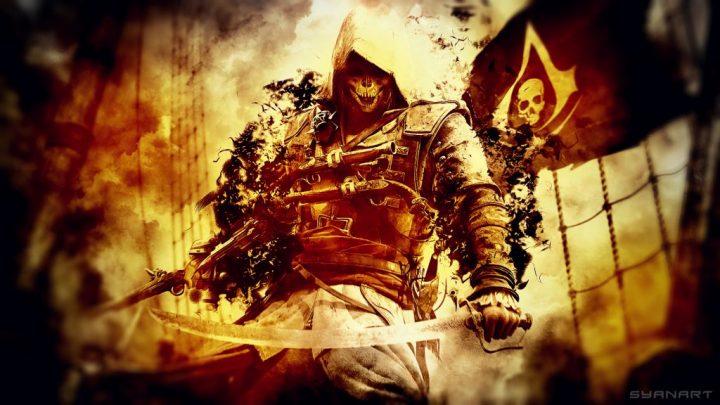 Assassin's Creed IV Black Flag – Pirate Wallpaper