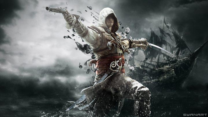 Assassin's Creed Black Flag Wreck Ship Wallpaper