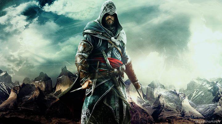Assassin's Creed Revelations Ezio Auditore Wallpaper
