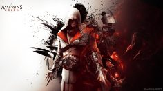 Assassin's Creed Brotherhood Ezio Wallpaper