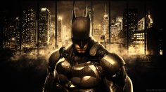 Batman Arkham Knight City Wallpaper