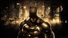 Batman Arkham Knight City Wallpaper