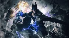 Batman Arkham Origins Electron Wallpaper