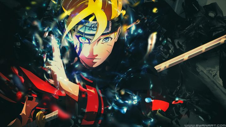 Boruto The Next Generation 1080p Wallpaper download
