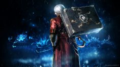 Devil May Cry 4 Pandora Weapon Wallpaper