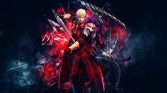 Devil May Cry 4 Special Edition Dante 4k Wallpaper