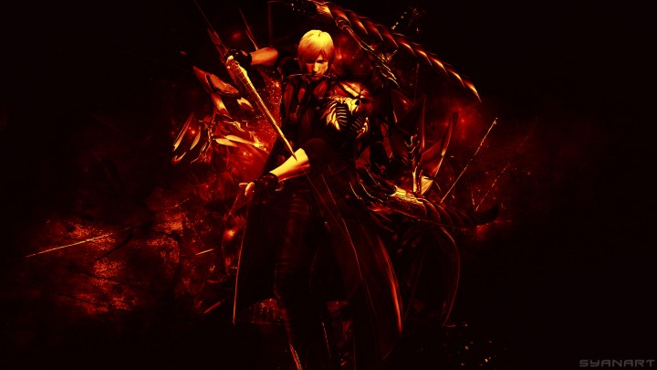 Devil May Cry 4 Special Edition Dante Wallpaper