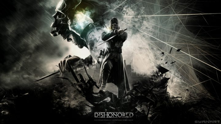 Dishonored Abstract Wallpaper