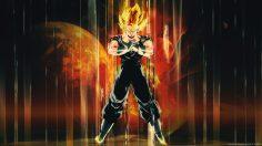 Dragon Ball Z Super Vegitto 4K Wallpaper