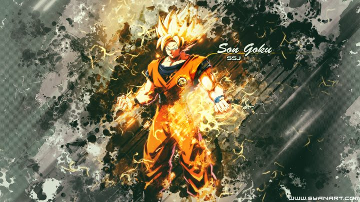Dragon Ball Fighter Z Son Goku Wallpaper