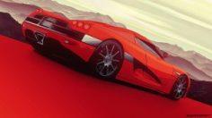 DriveClub Vector Wallpaper