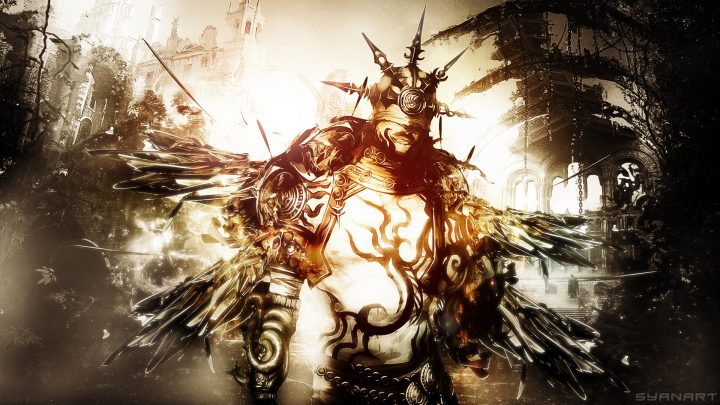 Guild Wars 2 FullHD Godlike Wallpaper