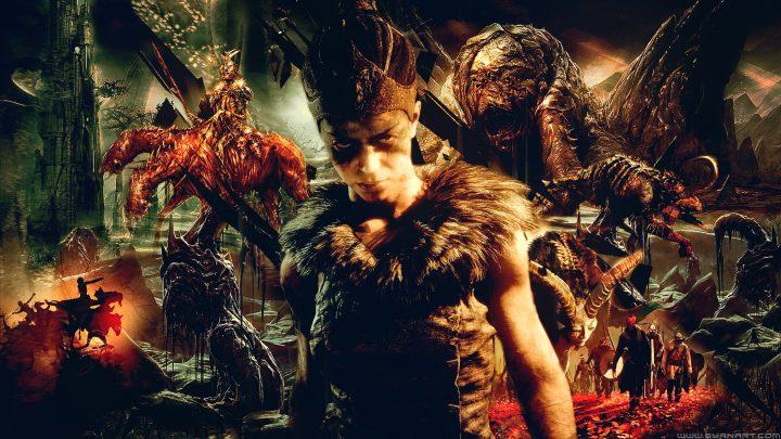 Hellblade: Senua's Sacrifice – 4K Collage Wallpaper