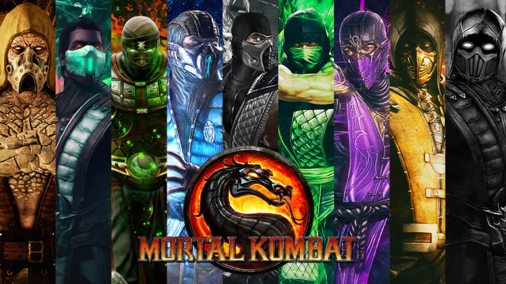 Thoughts on the MK ninjas&#39- evolution? -WARNING: Big thread | IGN ...