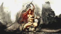 Heavenly Sword – Nariko Warrior Wallpaper