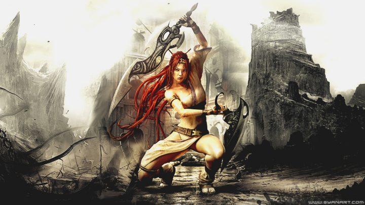 Heavenly Sword – Nariko Warrior Wallpaper