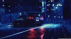 Need for Speed 2016 5K Rain Wallpaper Download