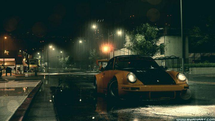 Need for Speed 2016 5K Desktop Gaming Background