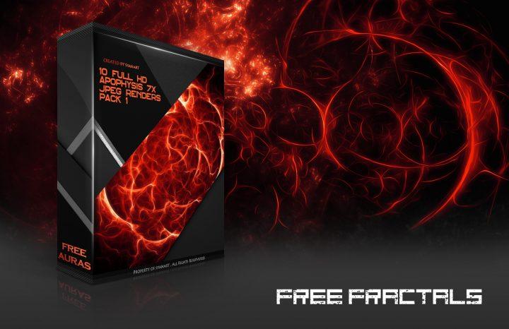 Apophysis 7x 10 Full HD Renders Pack 1