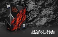 Photoshop Preset Brush Tool – Nicalli