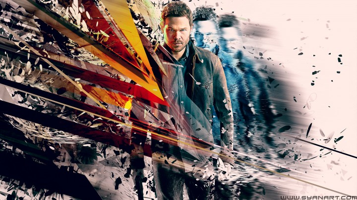 Quantum Break – 4K wallpaper