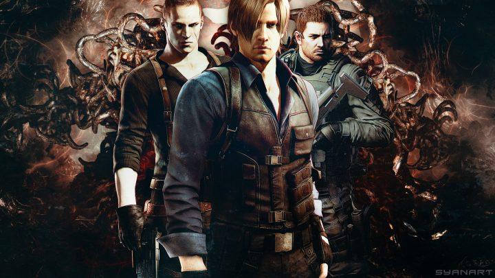 Resident Evil 6 Squad Wallpaper