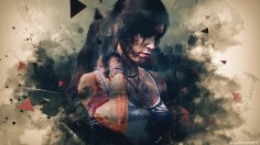 Tomb Raider | shattered Lara Wallpaper