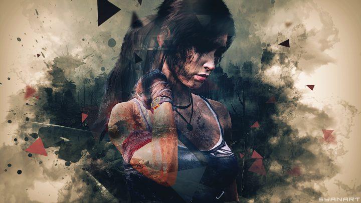 Tomb Raider | shattered Lara Wallpaper