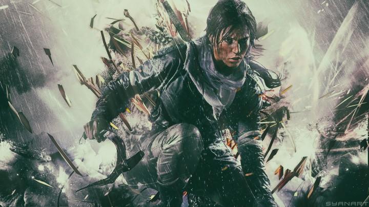 Rise of Tomb Raider HD Wallpaper