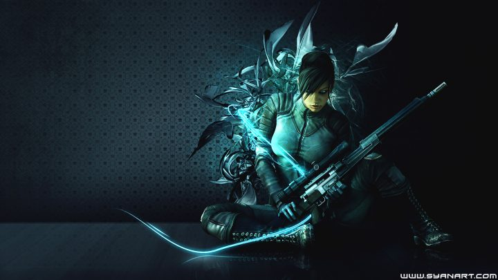 Wanted: weapons of fate Sniper Wallpaper