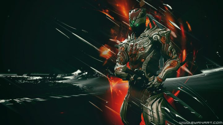 Warframe ASH Koga 1080p Wallpaper