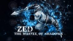 League of Legends ZED Wallpaper