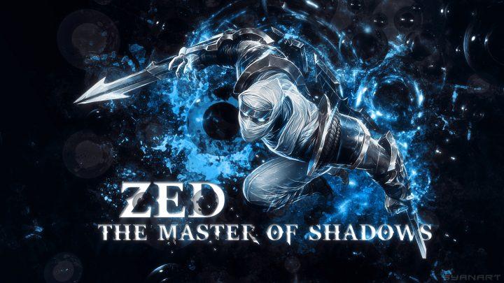 League of Legends ZED Wallpaper