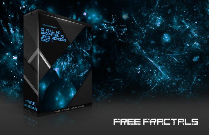 Apophysis 7x 10 Full HD Renders Pack 2