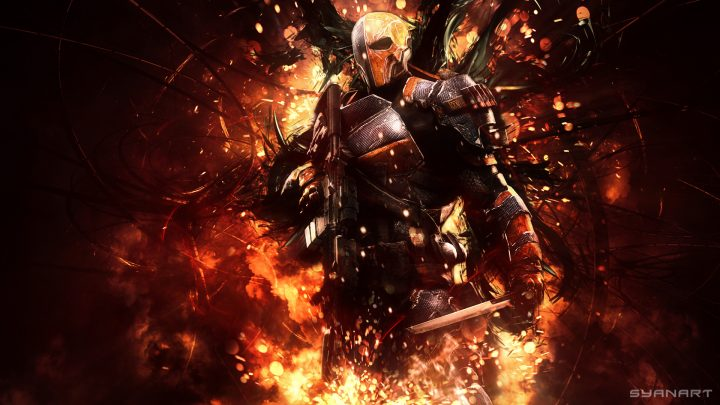 Batman Arkham Origins DeathStroke Ultimate Wallpaper