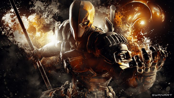 Batman Arkham Origins DeathStroke Wallpaper