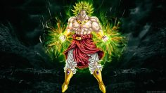 DBZ – Broly The Legendary Super Saiyan 4K
