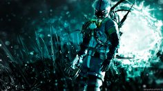 Dead Space 3 Abstract Wallpaper