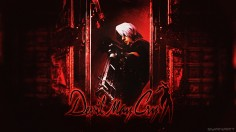 Devil May Cry 1 – cover wallpaper
