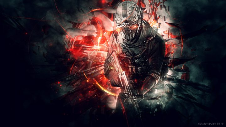 Ghost Recon Online FullHD Wallpaper