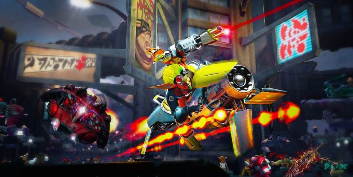 Jak'n Daxter comes back from death to PS4