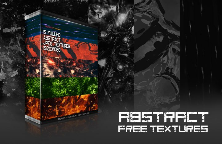 FullHD Abstract Texture Pack 4