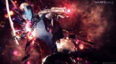 Warframe Excalibur Ninja Space wallpaper