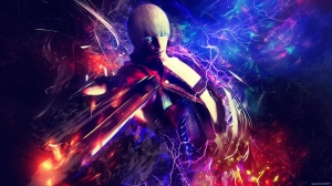 Devil May Cry 3 Special Edition Dante Power wallpaper