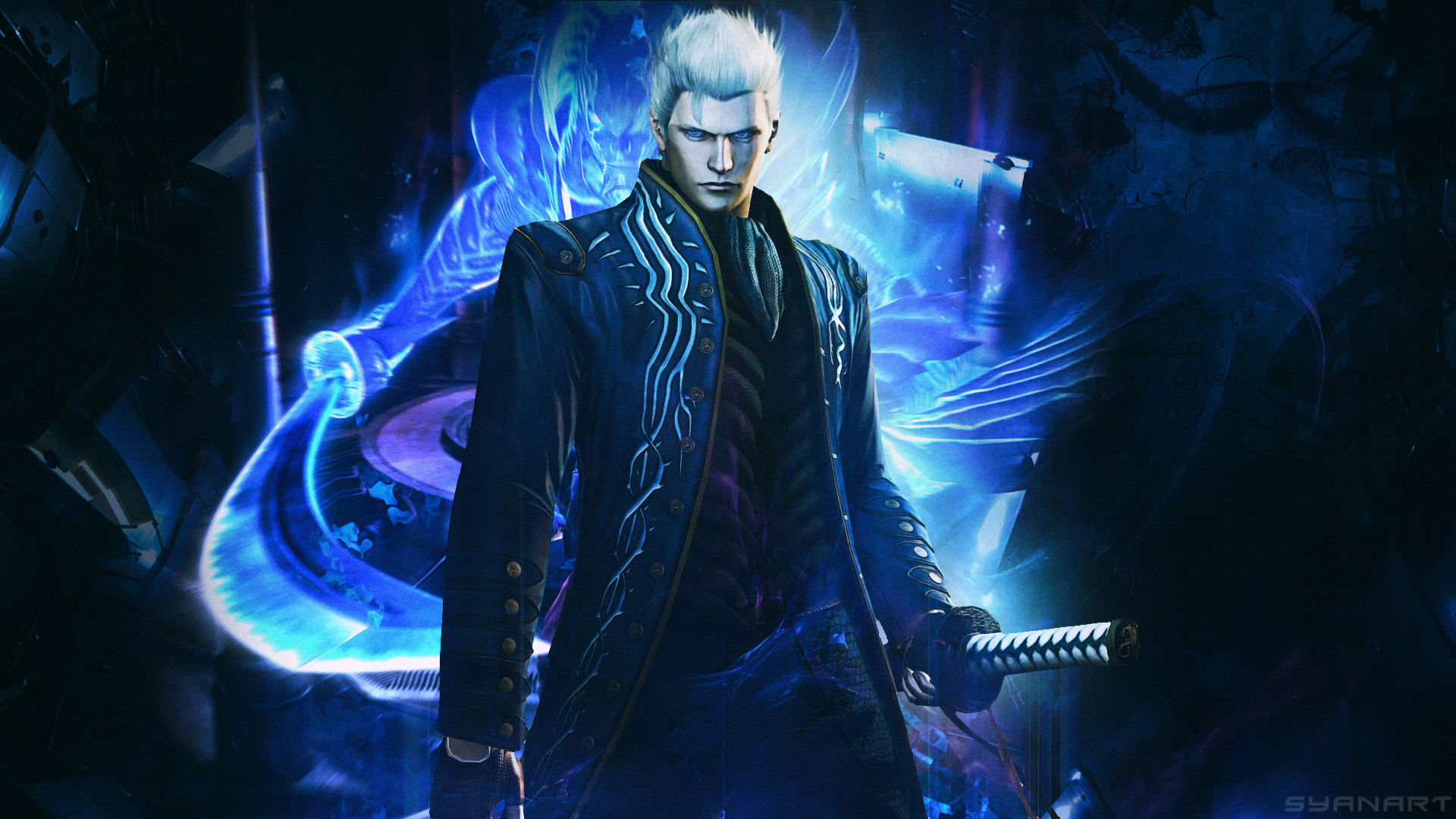 Devil may cry 4 syanart voltagebd Images