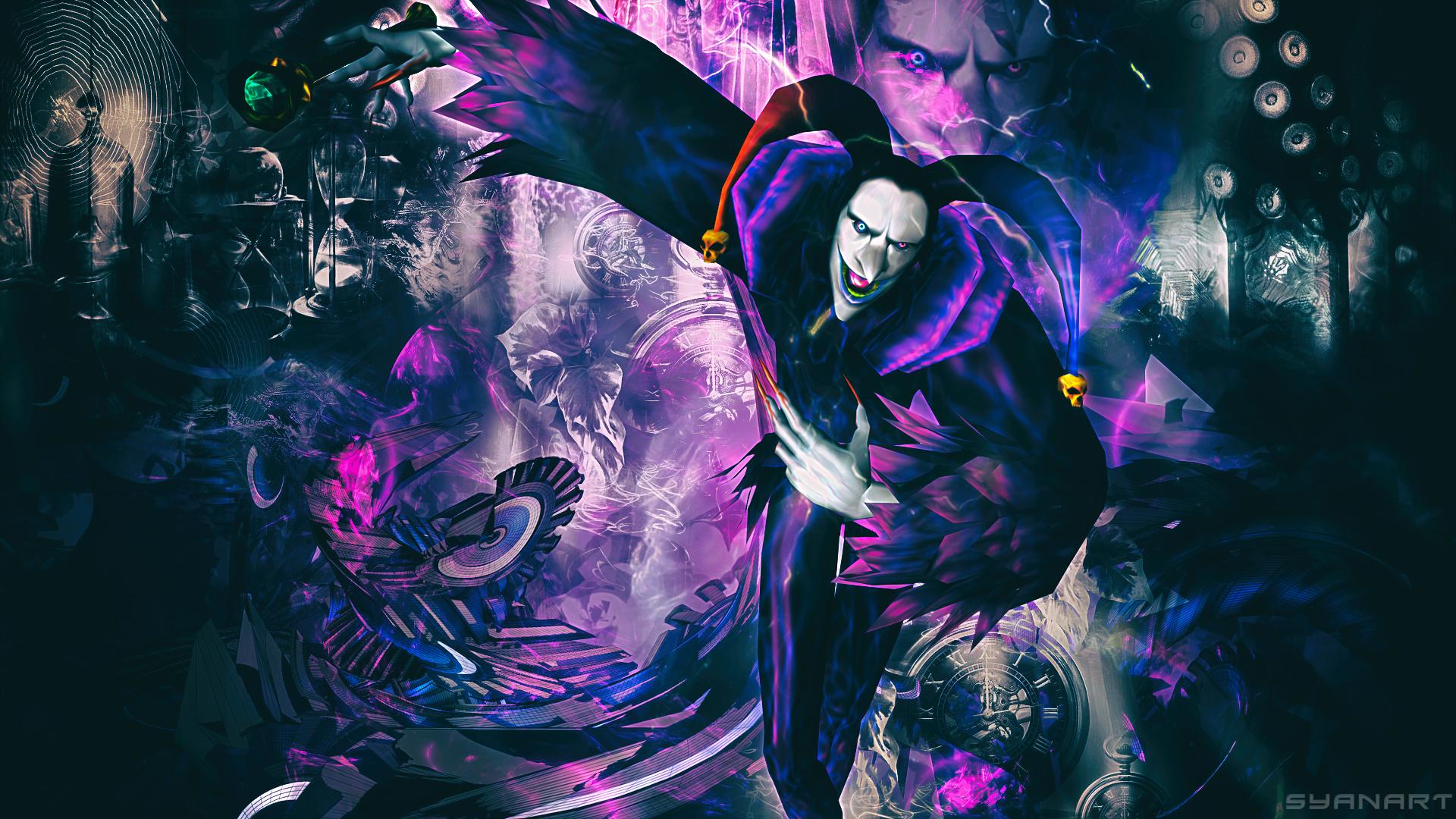 Devil May Cry 3 Joker Wallpaper Syanart Station
